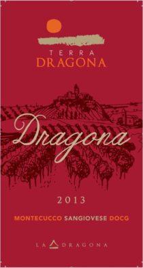 vino rosso sangiovese DOCG di Terra Dragona